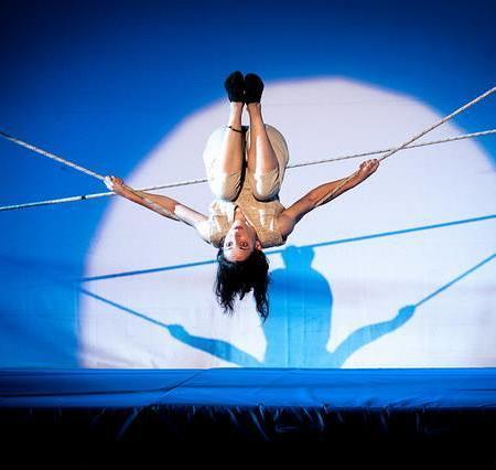 Biennio di Formazione Professionale di Circo Contemporaneo