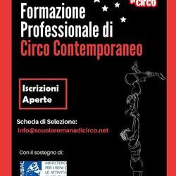 Formazione Professionale di Circo Contemporaneo