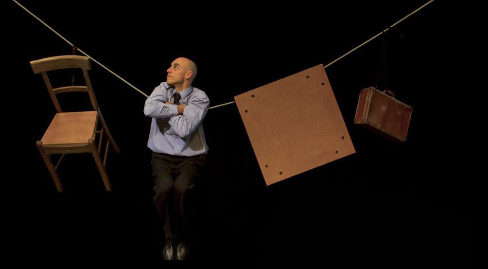 Stefano Di Renzo, Equilibrio su corda molle